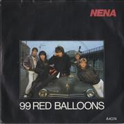 Click here for more info about 'Nena - 99 Red Balloons'