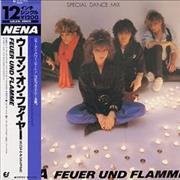 Click here for more info about 'Nena - Feuer Und Flamme'