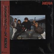 Click here for more info about 'Nena - Nena + Promo Booklet'