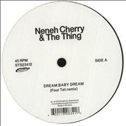 Click here for more info about 'Neneh Cherry - Dream Baby Dream / Cashback (Remixes) - Sealed'