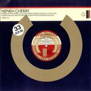 Click here for more info about 'Neneh Cherry - Kisses On The Wind - Pre-Release'