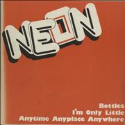 Click here for more info about 'Neon - Bottles - Ex'