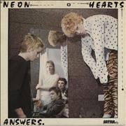 Click here for more info about 'Neon Hearts - Answers'
