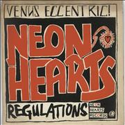 Click here for more info about 'Neon Hearts - Venus Eccentric'