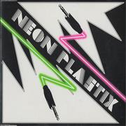 Click here for more info about 'Neon Plastix - Prick Tease'