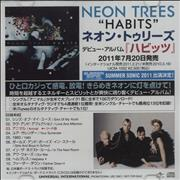 Click here for more info about 'Neon Trees - Habits'