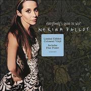 Click here for more info about 'Nerina Pallot - Everybody's Gone To War - Clear Vinyl'