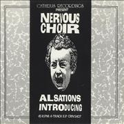 Click here for more info about 'Nervous Choir - Alsations Introducing EP'