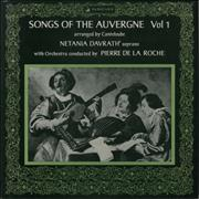 Click here for more info about 'Songs Of The Auvergne Vol. 1'