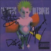 Click here for more info about 'Neurotic Outsiders - Neurotic Outsiders - Autographed'