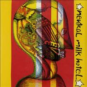 Neutral Milk Hotel Everything Is UK CD single