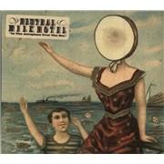 Neutral Milk Hotel In The Aeroplane Over The Sea UK CD album
