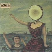 Neutral Milk Hotel In The Aeroplane Over The Sea USA vinyl LP