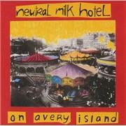 Neutral Milk Hotel On Avery Island - Deluxe Edition UK CD album
