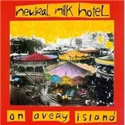 Neutral Milk Hotel On Avery Island UK CD album
