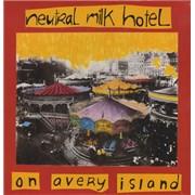 Neutral Milk Hotel On Avery Island USA vinyl LP