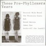 "Neutral Milk Hotel Those Pre-Phylloxera Years EP USA 7"" vinyl"