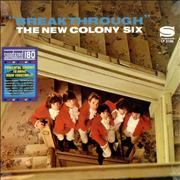 Click here for more info about 'New Colony Six - Breakthrough'