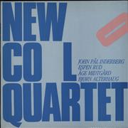 New Cool Quartet New Cool Quartet Norway vinyl LP
