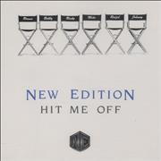 Click here for more info about 'New Edition - Hit Me Off'