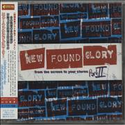 Click here for more info about 'New Found Glory - From The Screen To Your Stereo 2'