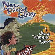 Click here for more info about 'New Found Glory - I Don't Wanna Know'