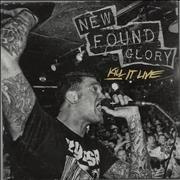Click here for more info about 'New Found Glory - Kill It Live'