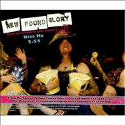 Click here for more info about 'New Found Glory - Kiss Me'