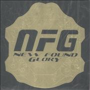 Click here for more info about 'New Found Glory - Listen To Your Friends - Blue Vinyl + Poster'
