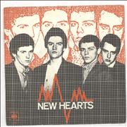 Click here for more info about 'New Hearts - Just Another Teenage Anthem - P/S'
