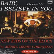 Click here for more info about 'New Kids On The Block - Baby I Believe In You'