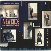 Click here for more info about 'New Kids On The Block - Didn't I Blow Your Mind'