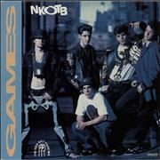 Click here for more info about 'New Kids On The Block - Games'