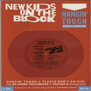 Click here for more info about 'New Kids On The Block - Hangin' Tough Flexi-Sampler'