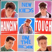 Click here for more info about 'New Kids On The Block - Hangin' Tough'