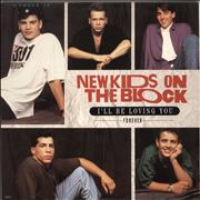 Click here for more info about 'New Kids On The Block - I'll Be Loving You (Forever)'