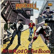 Click here for more info about 'New Kids On The Block - Rock 'N' Roll Comic - 2nd'