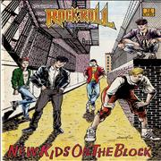 Click here for more info about 'New Kids On The Block - Rock 'N' Roll Comic'