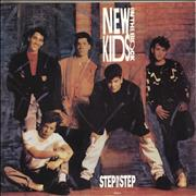 Click here for more info about 'New Kids On The Block - Step By Step'