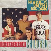 Click here for more info about 'New Kids On The Block - This One's For The Children'