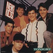 Click here for more info about 'New Kids On The Block - Tonight'