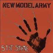 Click here for more info about 'New Model Army - 51st State'