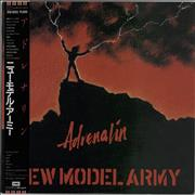 Click here for more info about 'New Model Army - Adrenalin + Obi'