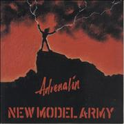 Click here for more info about 'New Model Army - Adrenalin'