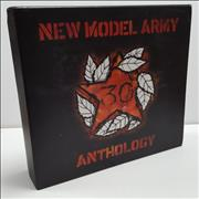 Click here for more info about 'New Model Army - Anthology - 30th Anniversary Boxset'