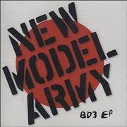 Click here for more info about 'New Model Army - BD3 EP'