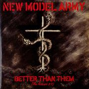 Click here for more info about 'New Model Army - Better Than Them - The Acoustic EP / Double Pack'