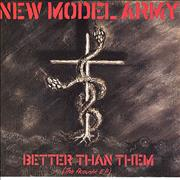 Click here for more info about 'New Model Army - Better Than Them - The Acoustic E.P.'