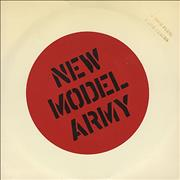 Click here for more info about 'New Model Army - Bittersweet + Flexi'