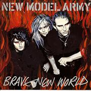 Click here for more info about 'New Model Army - Brave New World'